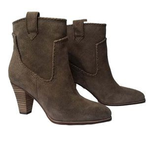 Karl Lagerfeld Provence Suede Boot Ash NWT 6.5